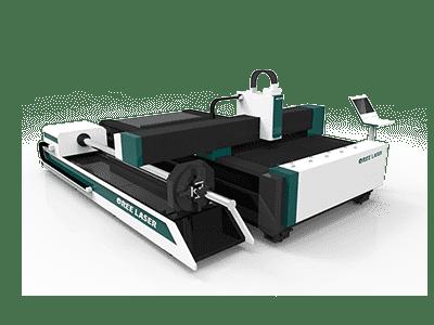 Máquina de corte de fibra de hoja y tubo de doble uso OR-FT