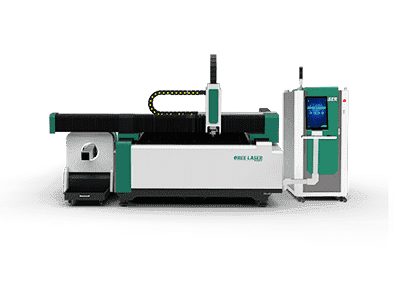 Intercambie la cortadora del laser de la fibra de la hoja de tabla y del tubo OR-ET